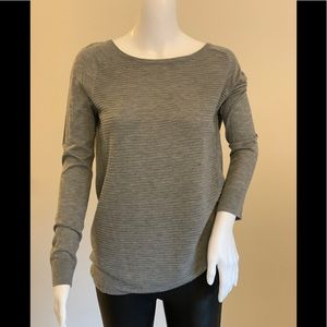 Nordstrom Trouve Soft Gray Sweater